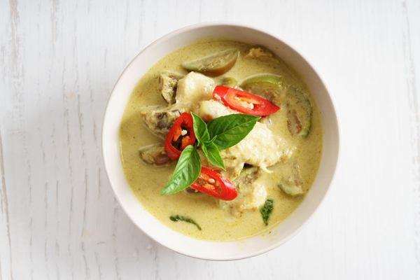 Thai soup delivery in Edinburgh web